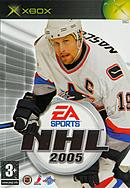 jaquette Xbox NHL 2005