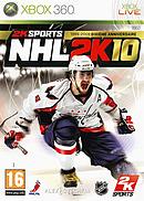 jaquette Xbox 360 NHL 2K10