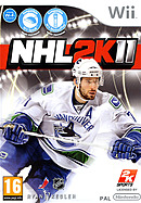 jaquette Wii NHL 2K11