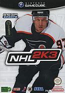 jaquette Gamecube NHL 2K3