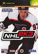 jaquette Xbox NHL 2K3