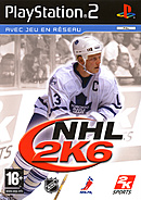 jaquette PlayStation 2 NHL 2K6