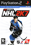 jaquette PlayStation 2 NHL 2K7