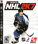 jaquette PlayStation 3 NHL 2K7