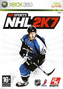 jaquette Xbox 360 NHL 2K7