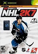 jaquette Xbox NHL 2K7