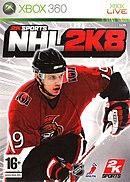jaquette Xbox 360 NHL 2K8