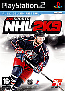jaquette PlayStation 2 NHL 2K9