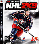 jaquette PlayStation 3 NHL 2K9