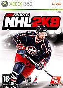 jaquette Xbox 360 NHL 2K9