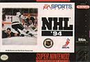 jaquette Super Nintendo NHL 94