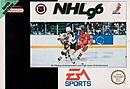 jaquette Super Nintendo NHL 96