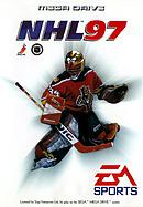 jaquette Megadrive NHL 97