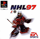 jaquette PlayStation 1 NHL 97