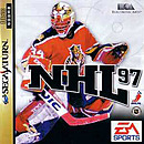 jaquette Saturn NHL 97