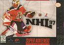 jaquette Super Nintendo NHL 97