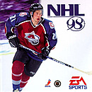jaquette PC NHL 98