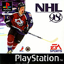 jaquette PlayStation 1 NHL 98
