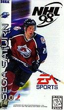 jaquette Saturn NHL 98