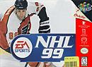 jaquette Nintendo 64 NHL 99