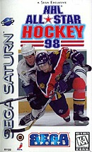 jaquette Saturn NHL All Star Hockey 98