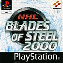 jaquette PlayStation 1 NHL Blades Of Steel 2000