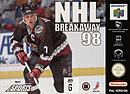 jaquette Nintendo 64 NHL Breakaway 98