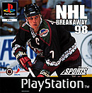 jaquette PlayStation 1 NHL Breakaway 98