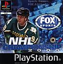 jaquette PlayStation 1 NHL Championship 2000