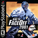 jaquette PlayStation 1 NHL FaceOff 2001