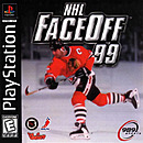 jaquette PlayStation 1 NHL FaceOff 99