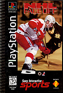 jaquette PlayStation 1 NHL FaceOff