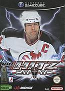 jaquette Gamecube NHL Hitz 2002