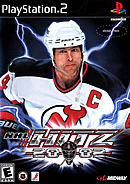jaquette PlayStation 2 NHL Hitz 2002