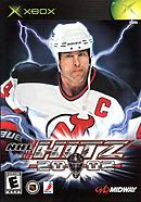 jaquette Xbox NHL Hitz 2002