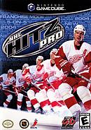 jaquette Gamecube NHL Hitz Pro