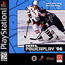jaquette PlayStation 1 NHL Powerplay 96