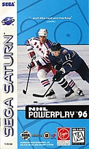 jaquette Saturn NHL Powerplay