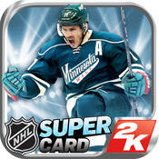 jaquette iOS NHL SuperCard