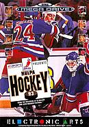 jaquette Megadrive NHLPA Hockey 93
