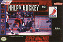 jaquette Super Nintendo NHLPA Hockey 93