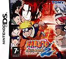 jaquette Nintendo DS Naruto Ninja Council 2 European Version