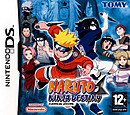 jaquette Nintendo DS Naruto Ninja Destiny European Version