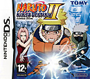 jaquette Nintendo DS Naruto Ninja Destiny II European Version