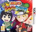 jaquette Nintendo 3DS Naruto Powerful Shippuden