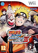 Naruto Shippuden : Clash of Ninja Revolution III - European Version