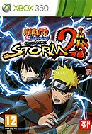 jaquette Xbox 360 Naruto Shippuden Ultimate Ninja Storm 2