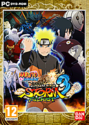 jaquette PC Naruto Shippuden Ultimate Ninja Storm 3 Full Burst