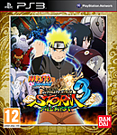 jaquette PlayStation 3 Naruto Shippuden Ultimate Ninja Storm 3 Full Burst