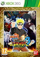 jaquette Xbox 360 Naruto Shippuden Ultimate Ninja Storm 3 Full Burst